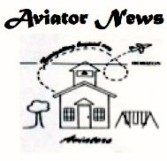 Picture of Aviator News schoolwide newsletters