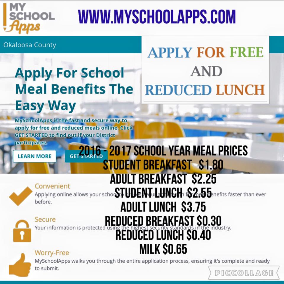 Picture of Free and Reduced Lunch