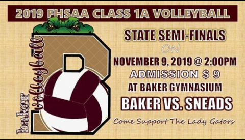 FHSAA 1A Volleyball