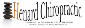 Picture of Henard Chiropractic logo just wording