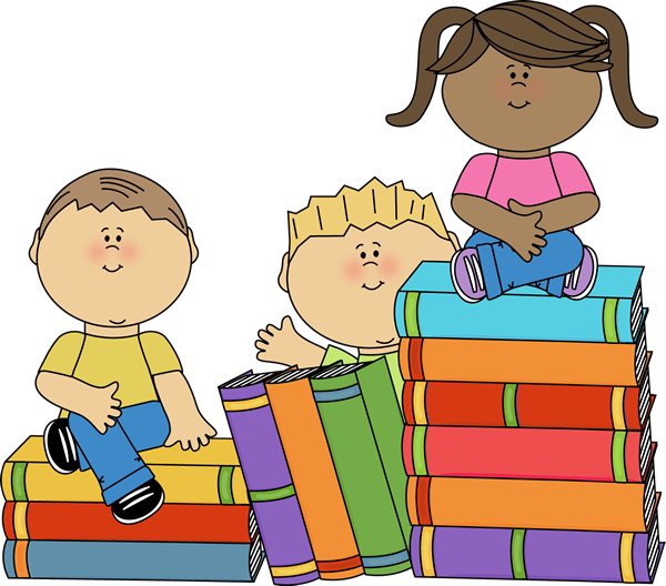 Image result for fair use clipart kids reading books