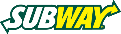 Picture of the subway logo wording only