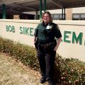 Picture of School Resource Officer Jennifer Vitale