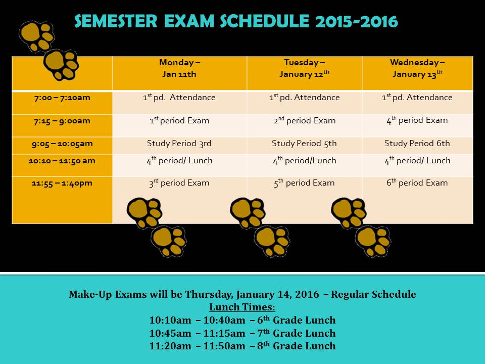 Semester Exam Schedule Revised.jpg