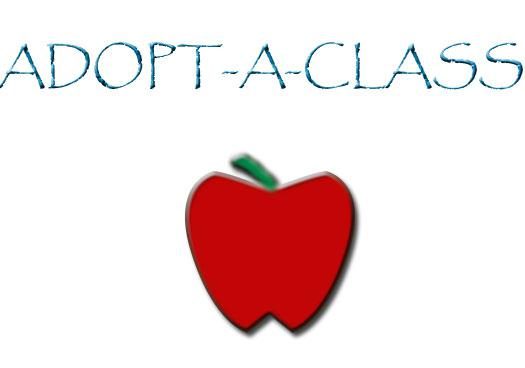 picture of adopt a class apple