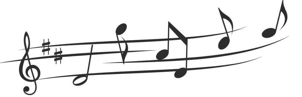 Image of music notes