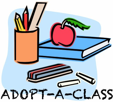 Picture of Adopt A Class For Antioch Elementary School