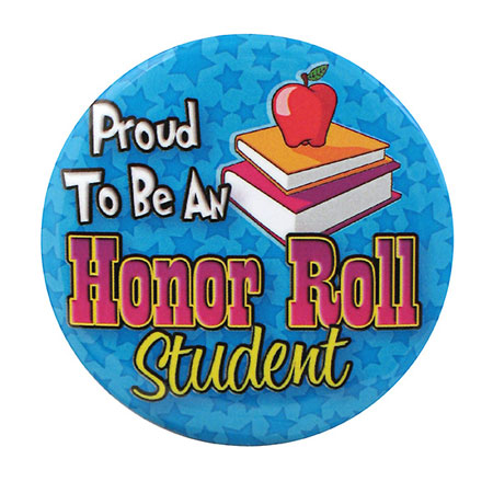 Picture of Proud to be an Honor Roll Student