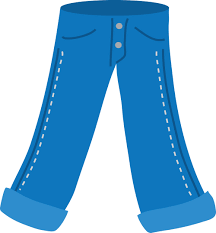Picture of jeans