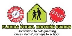 Florida School Crossing Guards Graphic