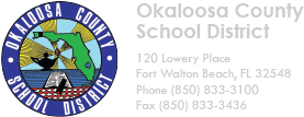 OCSD Logo and Contact Information