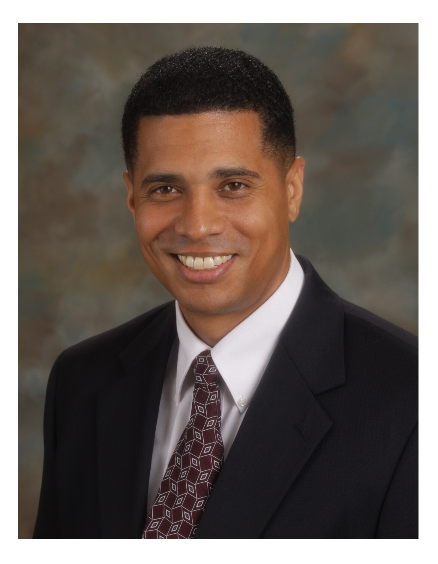 Marcus Chambers, Superintendent of Schools