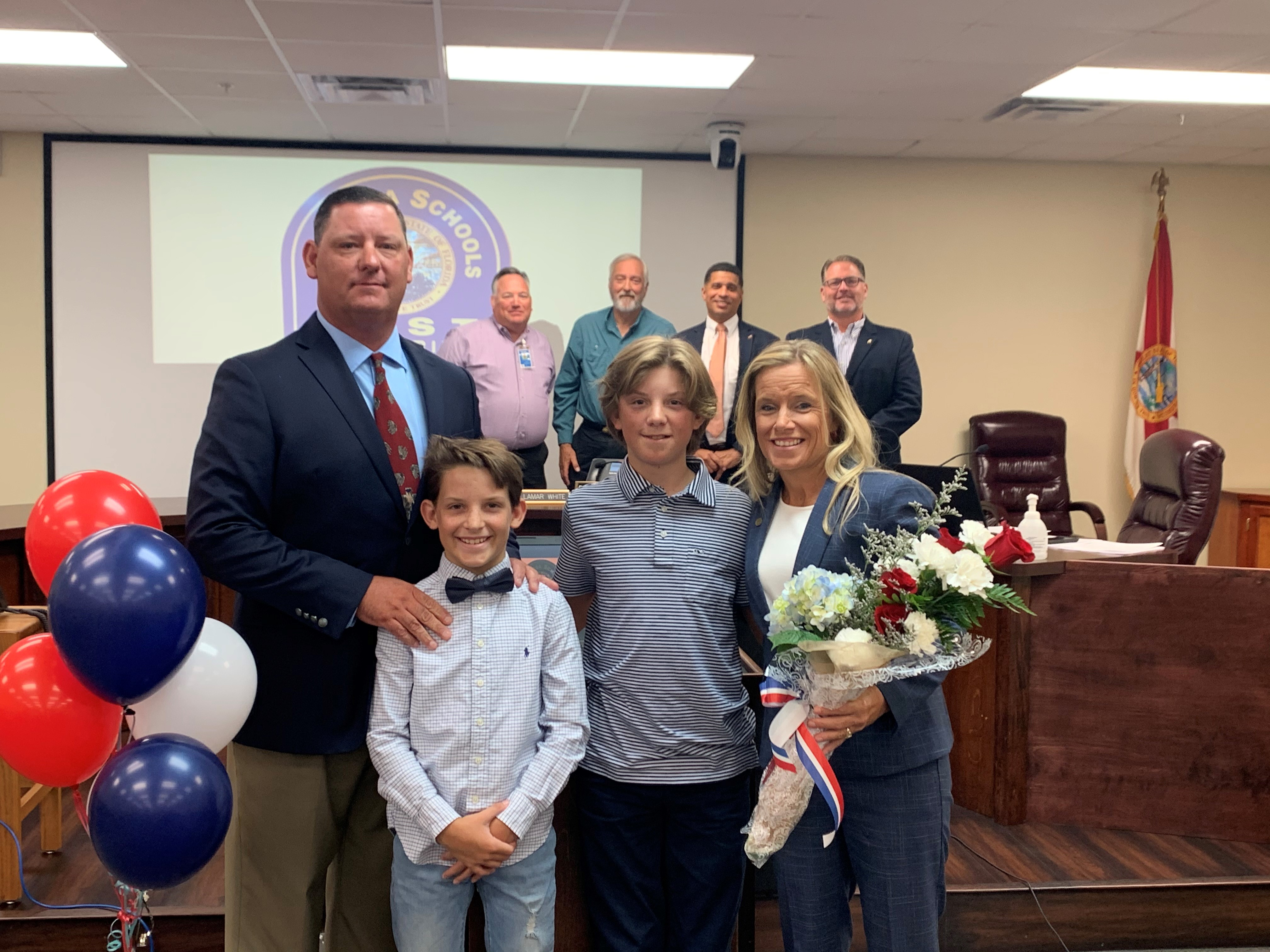 Holly McDaniel Named FWBHS Athletic Director