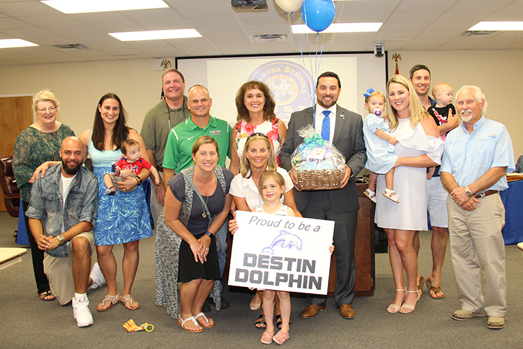 Joe Jannazo – Principal at Destin Elementary School