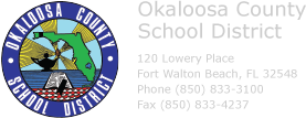 OCSD Address Logo