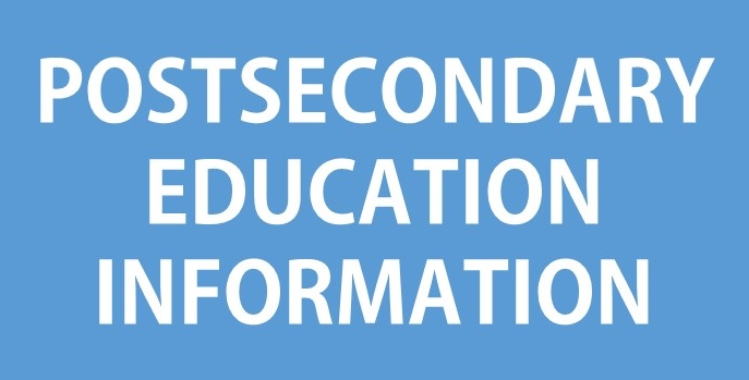Postsecondary Education Information