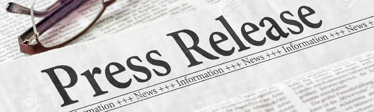 Press Releases Banner