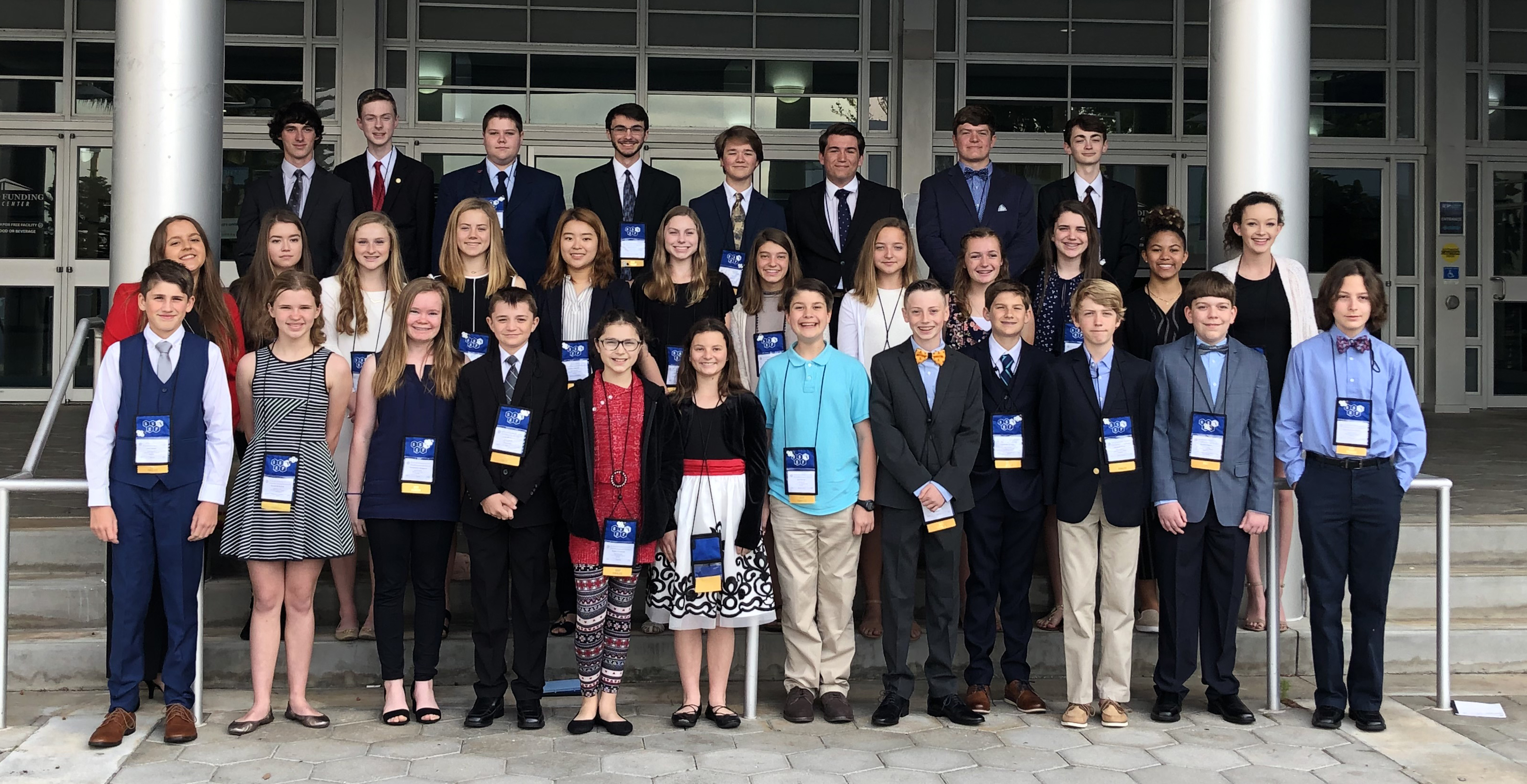 State Science Fair Participants