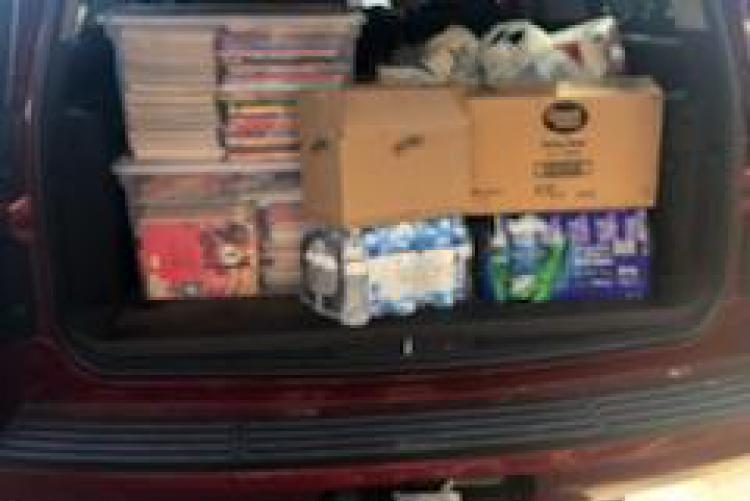 Choctaw HS Donations