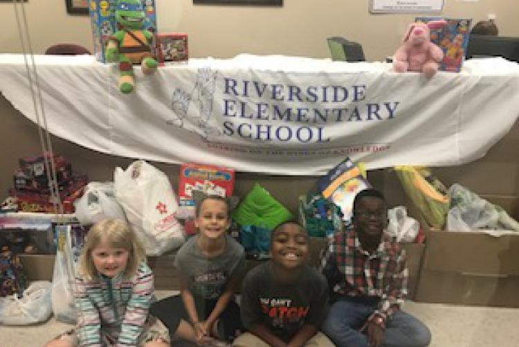 Riverside ES Donations