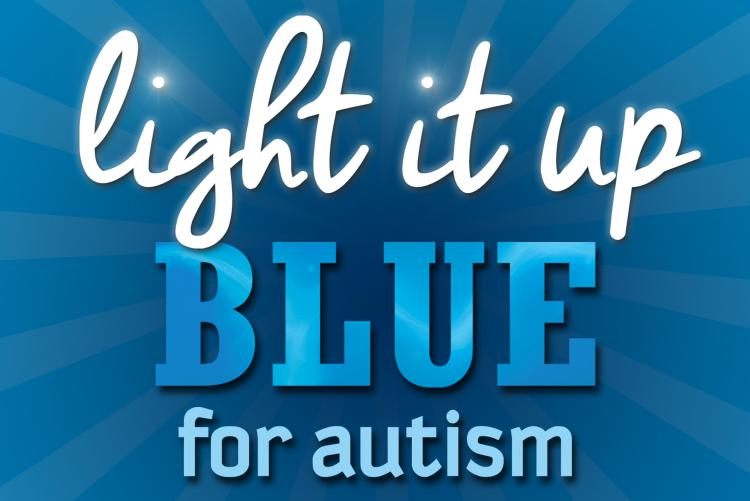 Autism Awareness Month graphic