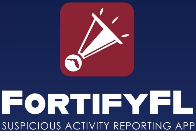 FortifyFL Suspicious Activity Reporting App