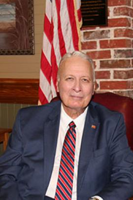 Picture of Dr. Lamar White - District 1