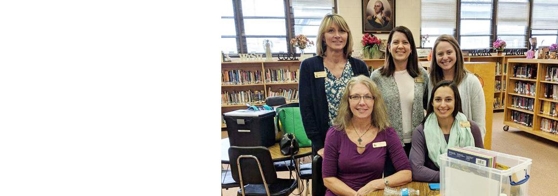 District Mental Health Counselors and School Psychologists Assist Blountstown Students After Hurricane Michael