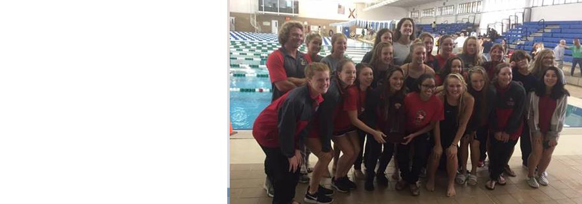 FWBHS Swim Teams Excel at Regionals