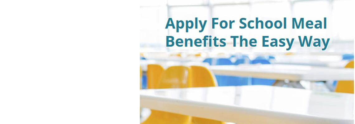Apply for School Meal Benefits the Easy Way