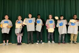 Lewis School's Title I Remediation Program Students