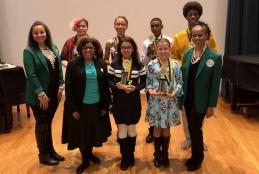 Martin Luther King, Jr. Oratorical and Poster Contests First Place Winners