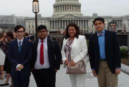 NHS IT Students Win Congressional App Challenge