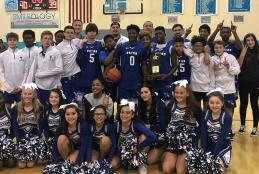 Pryor Middle School Pirates Boys Basketball Win Middle School Athletic Conference Championship