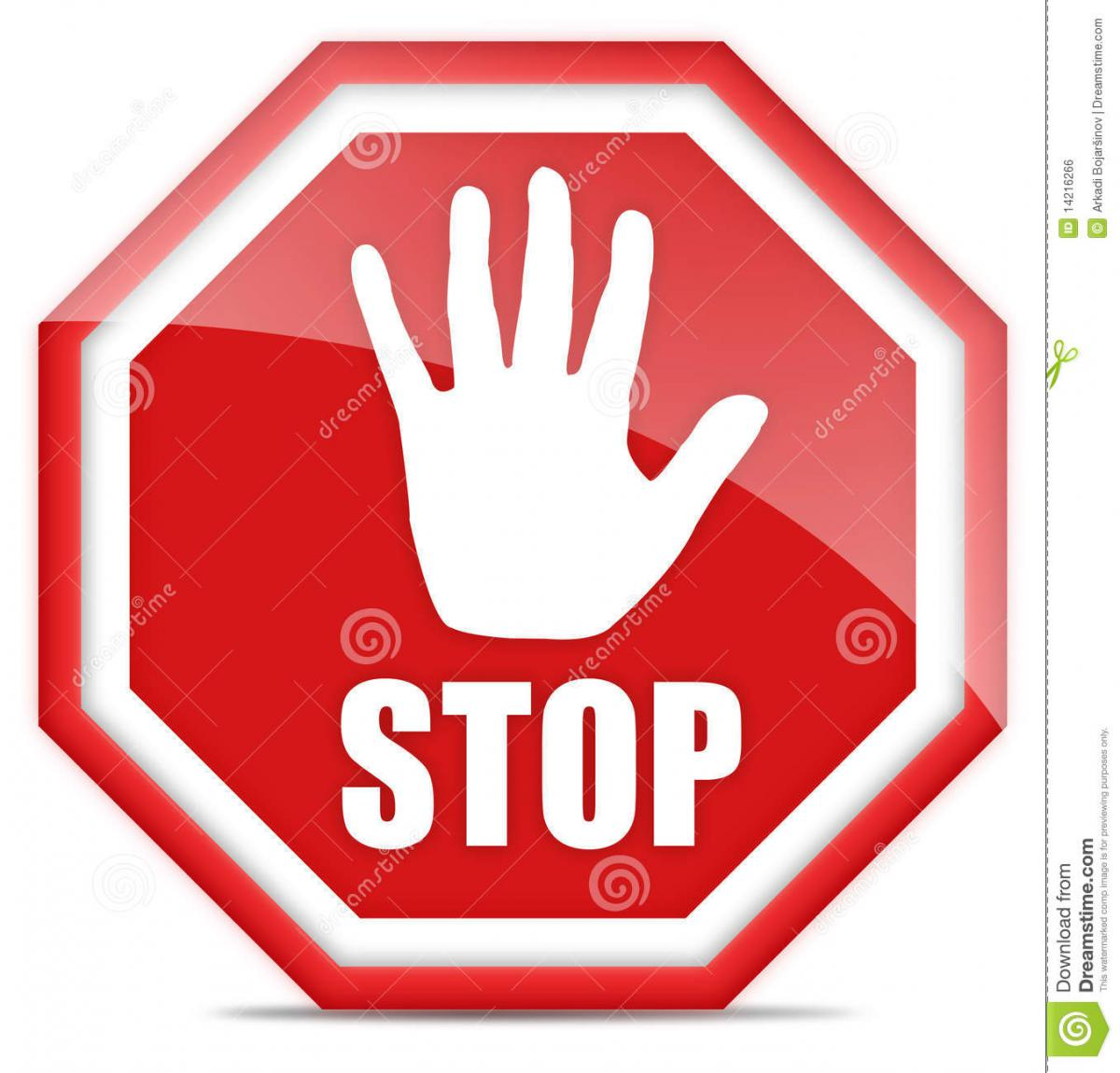 It is an image of Inventive Printable Picture of a Stop Sign