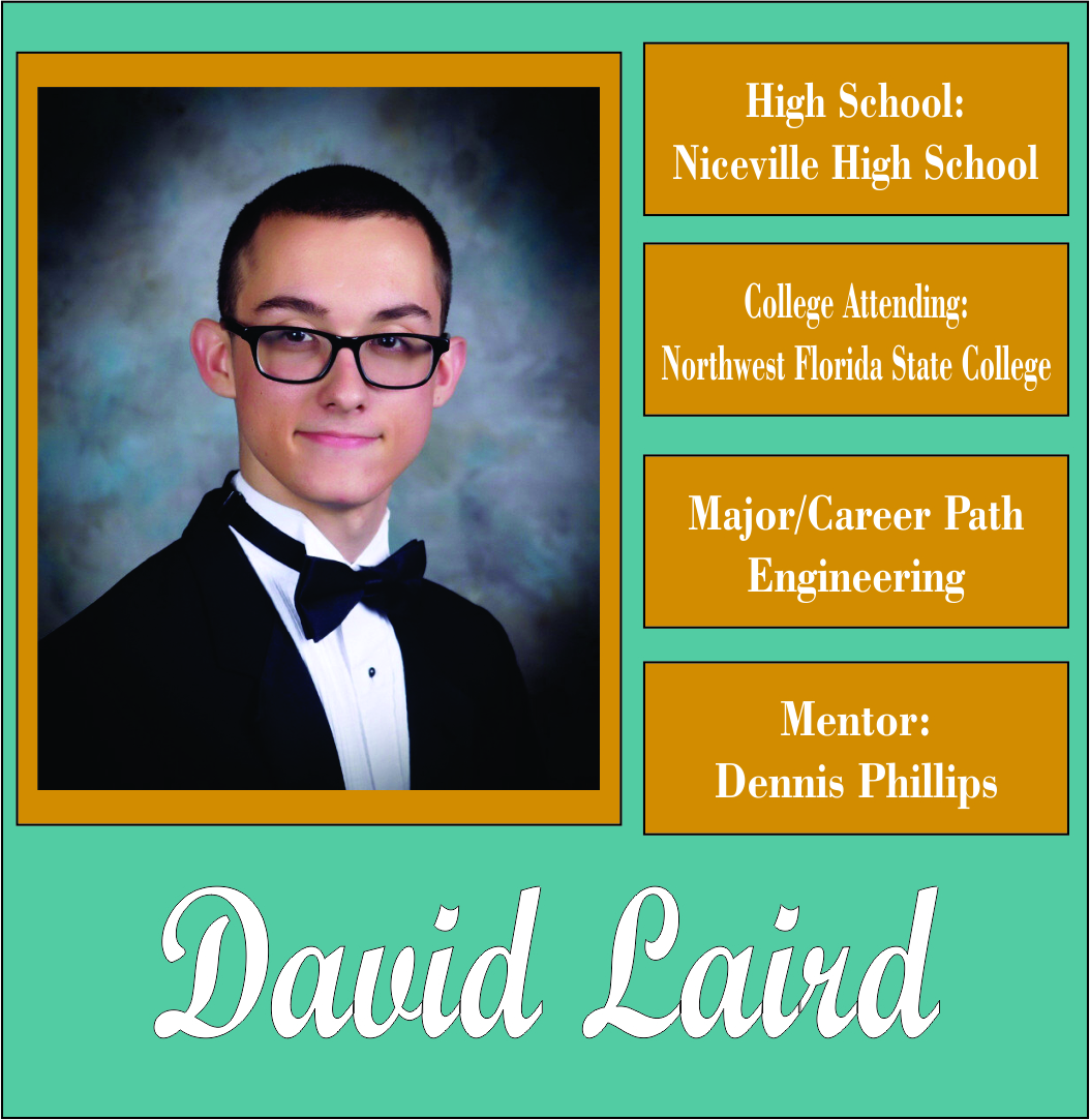David Laird feature