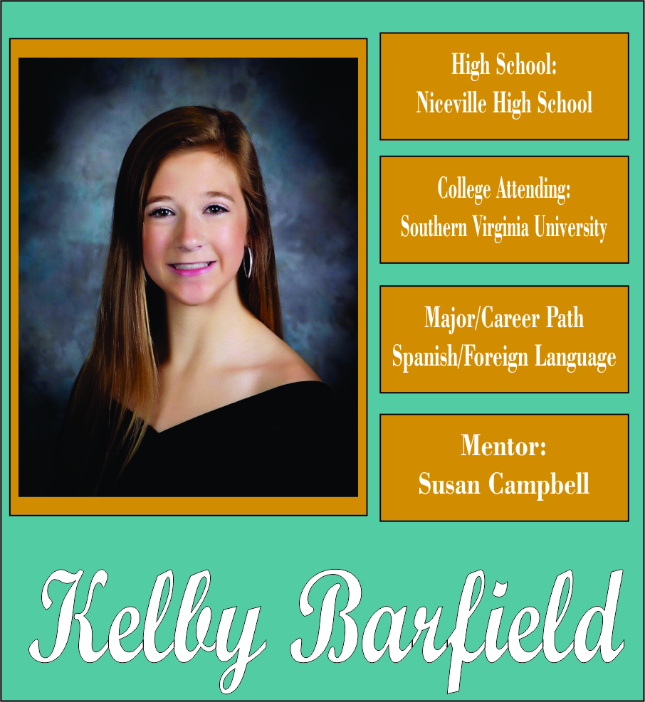 Kelby Barfield feature