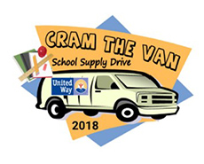 Picture of the Cram the Van logo