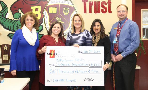 Okaloosa Public School Foundation Teacher Grants are Available NOW!
