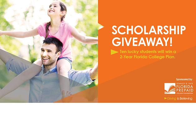 FPCB Scholarship Giveaway graphic