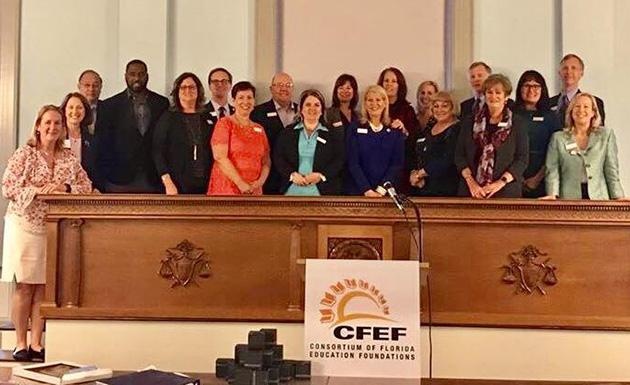 Picture of CFEF Board of Directors