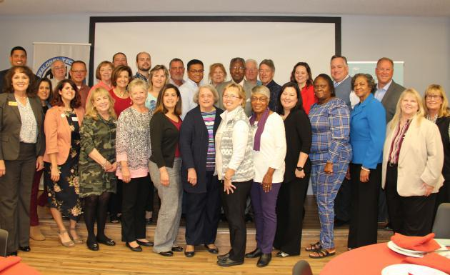 District Holds Take Stock in Children Mentor Appreciation Luncheon
