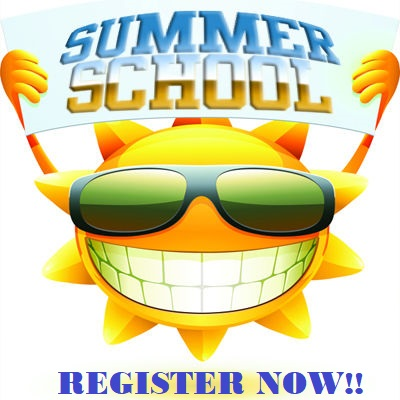 Summer School Registration