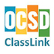 OCSD ClassLink sign in webpage