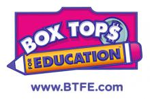Picture of Box Tops for Education Logo