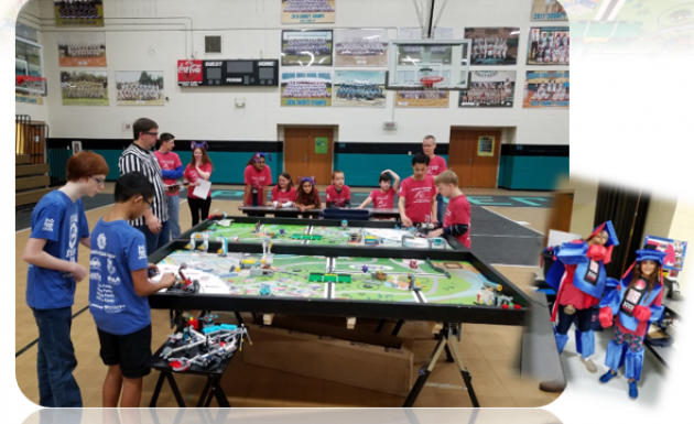 FLL Teams Earn Spot in Regional Championship